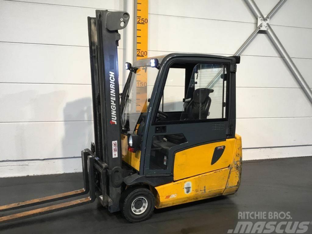 Electric Forklift Jungheinrich Erv308: Used Jungheinrich EFG-DFac16L Electric Forklift Trucks