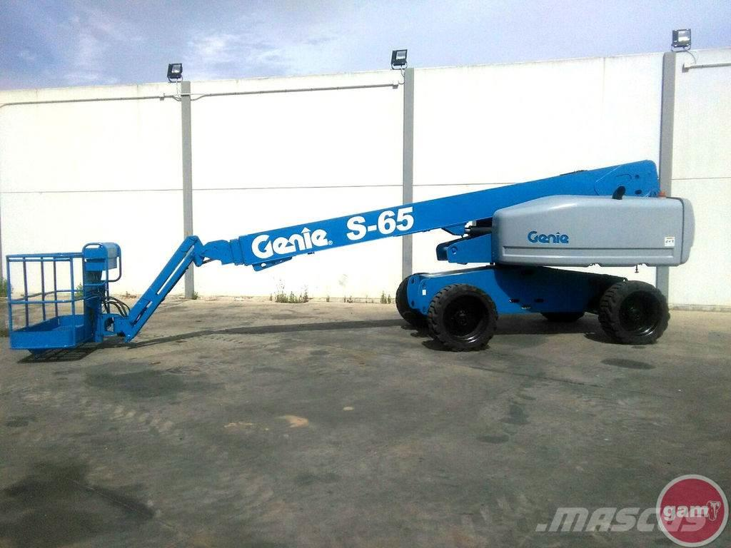 Genie S-65-4WD