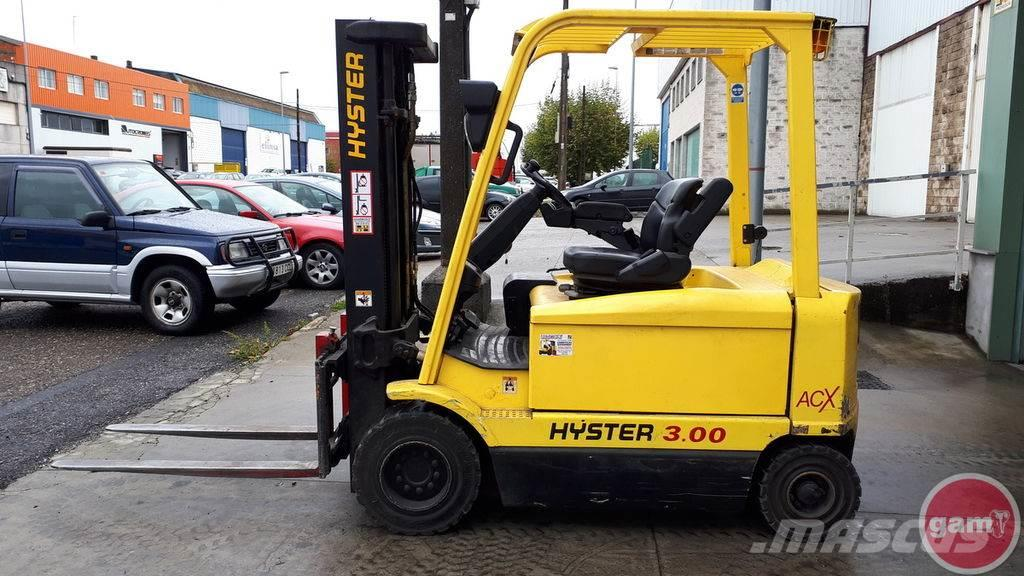 Hyster J3.00XM