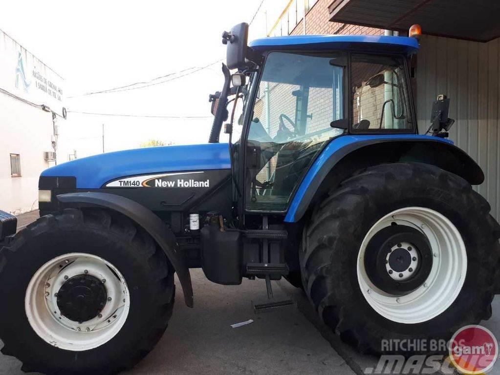New Holland TM140