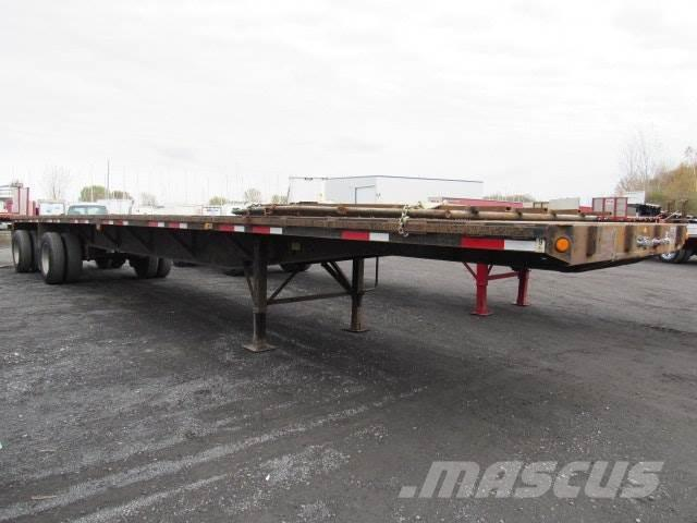 Fontaine FLAT BED 48' STEEL