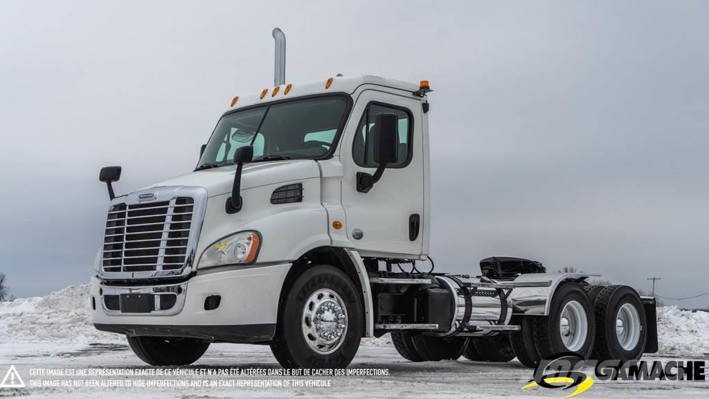 Freightliner CASCADIA CA113DC