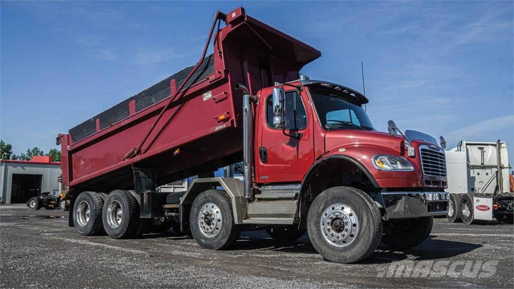 Freightliner M2 106 12 WHEEL TWIN STEER DUMP TRUCK