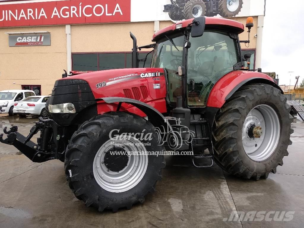 Case IH PUMA 195 MULTICONTROLLER