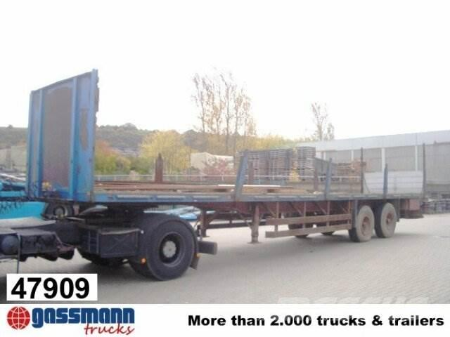 Ackermann PS / 16, 1986, Flaktrailer