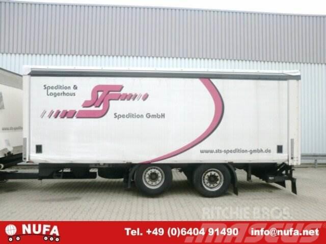 Ackermann Z-PA-F / 18/7.4 E, 2007, Kapellsläp