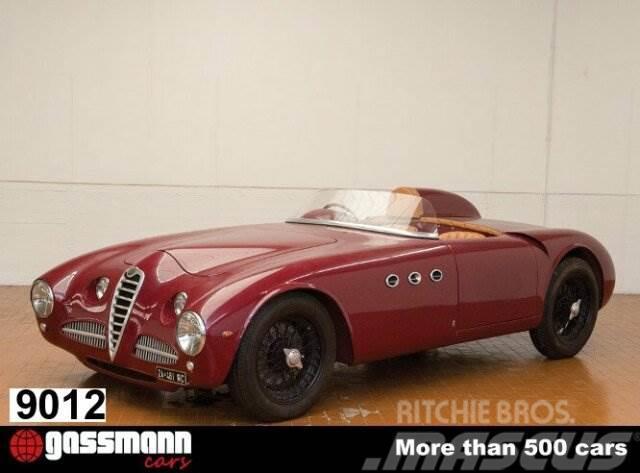 Alfa Romeo 412 Spider Vignale, 6 Zylinder SS-Motor