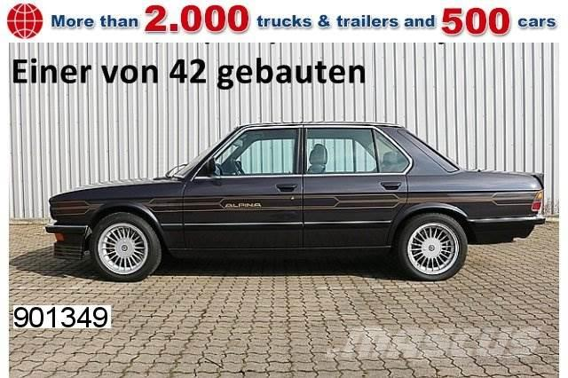 Alpina B7 Turbo/1 (E28) mit Katalysator