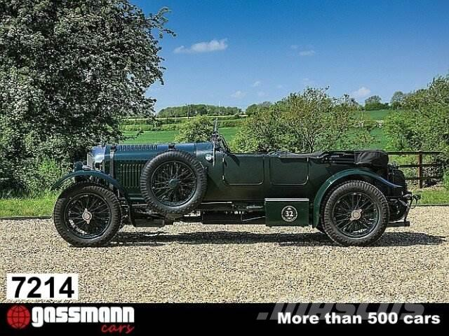 Bentley 4,5 Litre Supercharged Tourer by Graham Moss