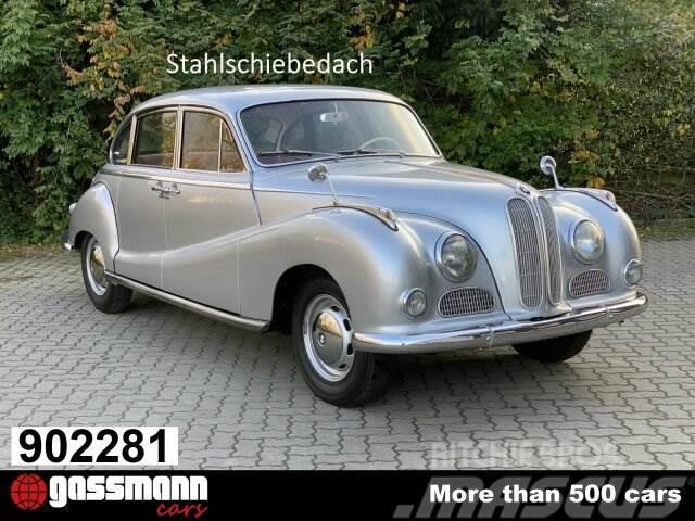 BMW 502 2.6 Ltr. Limousine, V8