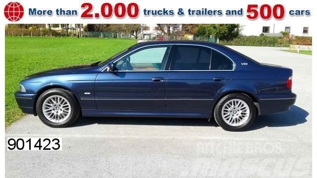 BMW 535i E39 BJ 2002 Automatik, 3,5 l V8