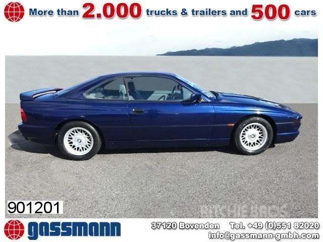 BMW 850 Ci Coupe 12 Zylinder, mehrfach VORHANDEN!