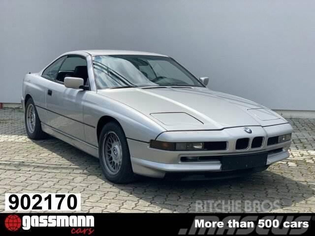 BMW 850 I Coupe 12 Zylinder