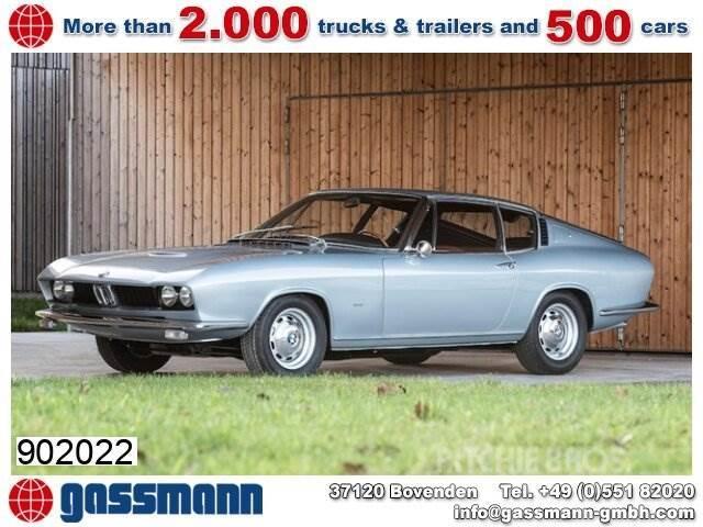BMW Glas BMW 3000 F V8 Fastback Coupé Prototyp