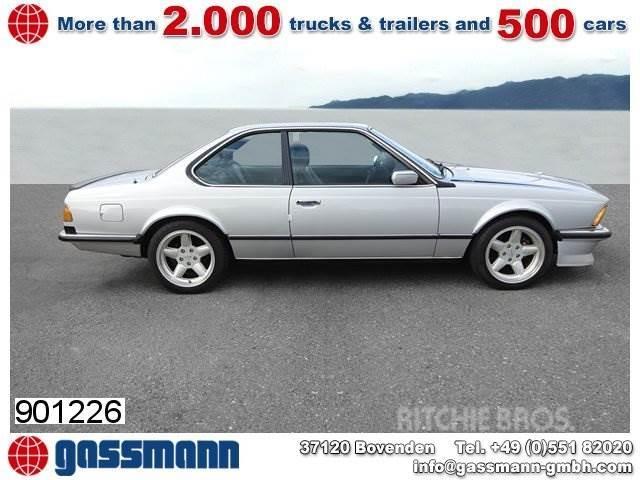 BMW M 6, 635 CSI Coupe S38 Motor KAT