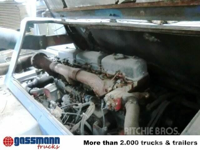 BT 22-02 mit Scania Motor Autom., 1985, Dragbilar