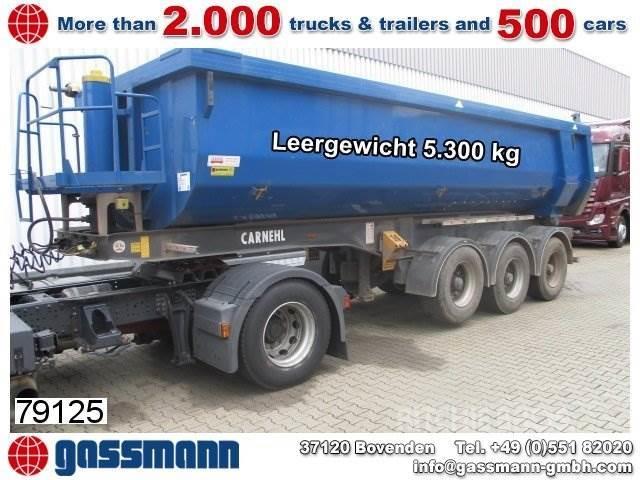 Carnehl CHKS 34/AHS Alumulde ca. 25m³ Leer5.300kg