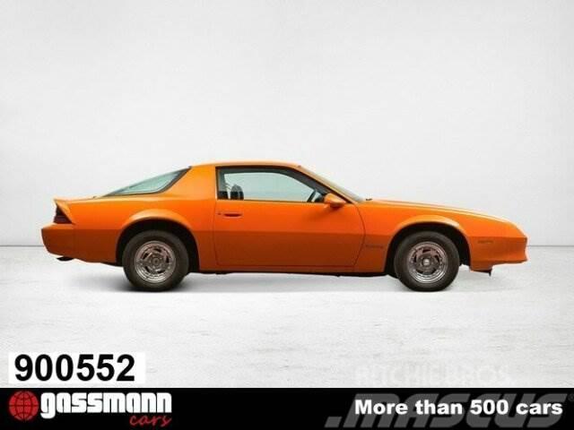 Chevrolet Camaro - Autom./Leder/eFH.