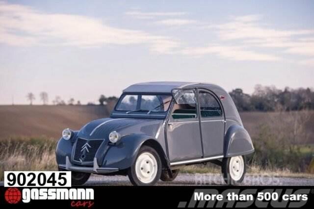 Citroën 2 CV Ente