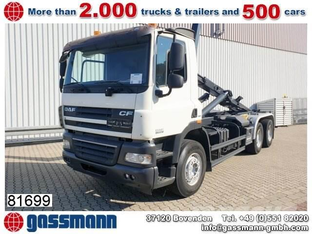 DAF AT 85.410 T 6x4, Meiller 2065