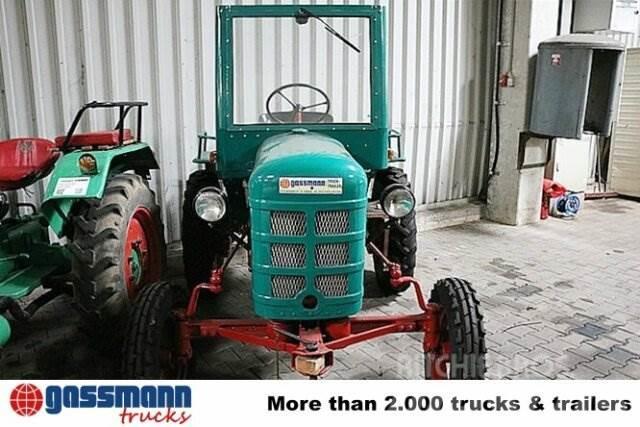 Fahr FAHR, 1955, Traktorer