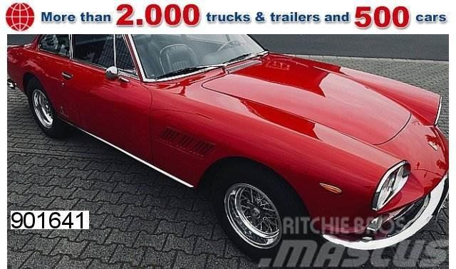 Ferrari 330 GT 2 + 2 Serie 1 mit Overdrive Getriebe