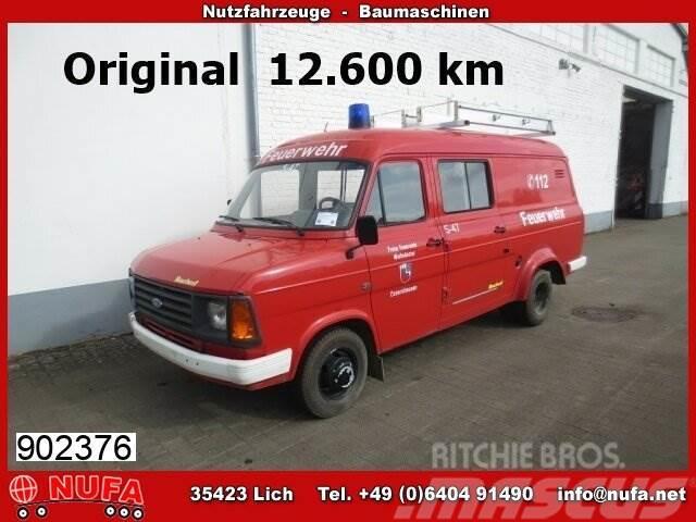 Ford Transit VHL TSF Feuerlöschfahrzeug