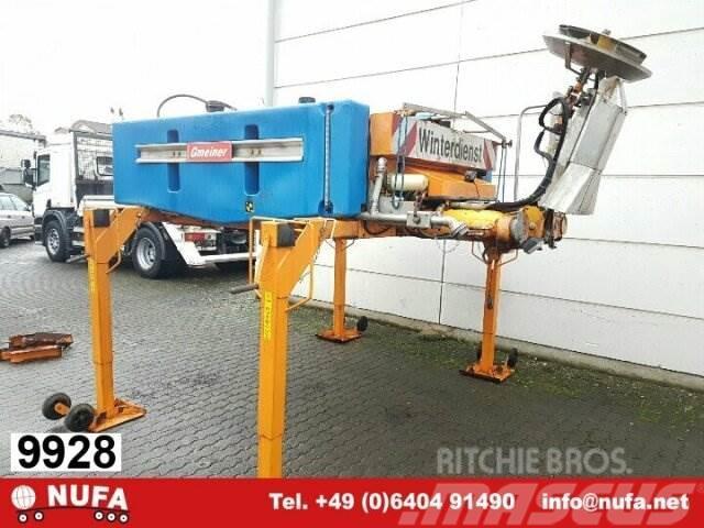 Gmeiner Streuautomat STA 1800 TC mit