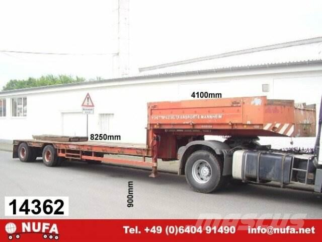 Goldhofer STPA T2-22/80A zwangsgelenkt