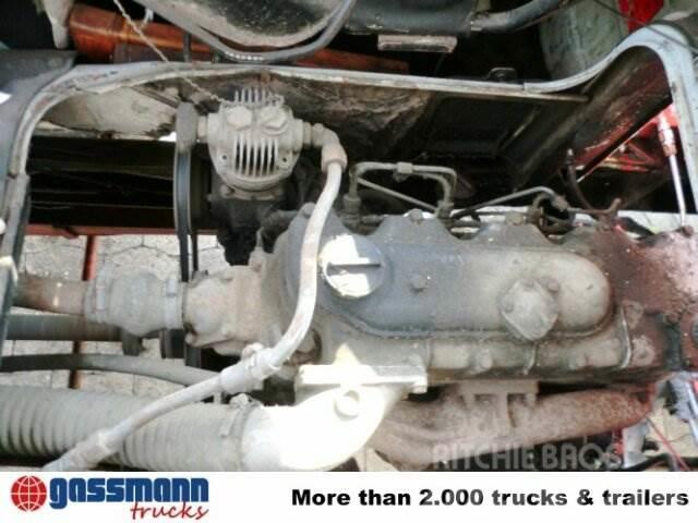 Hanomag F / 75/35 Ki / 4x2, 1970, Tankbilar