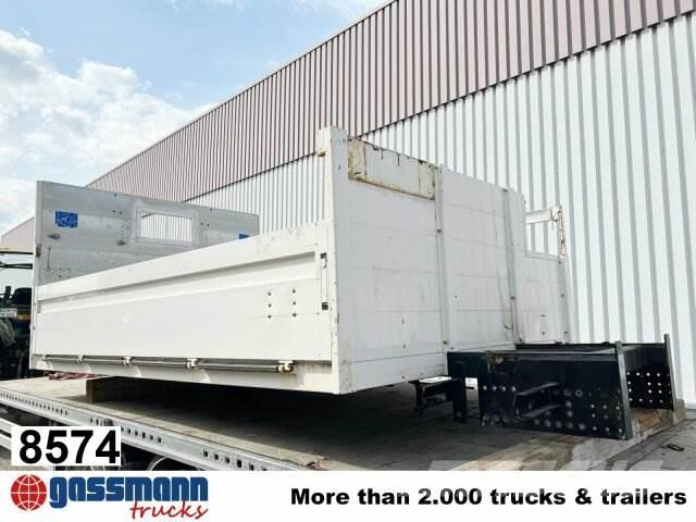 Hendricks 2xKammern 6200 / 6200 ltr, 1980, Camiones cisternas