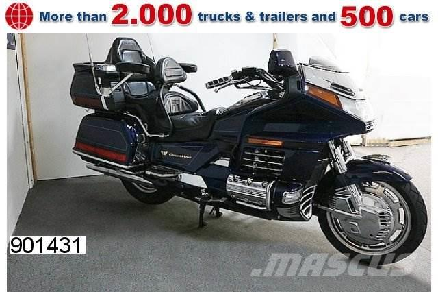 Honda GoldWing GL 1500 SE, TOP-Zustand!