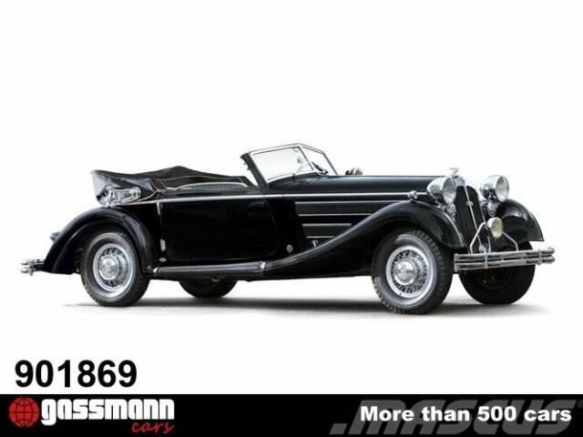 Horch 853A Sport Cabriolet, Gläser-Karosserie,
