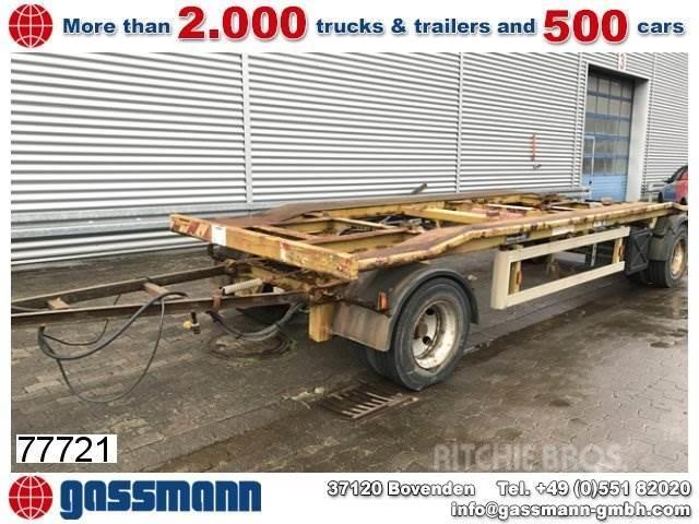 Hüffermann HAR 1870 für 7m Abrollcontainer