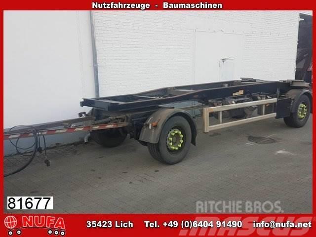 Hüffermann HSA 18.70 Schlittenabroller