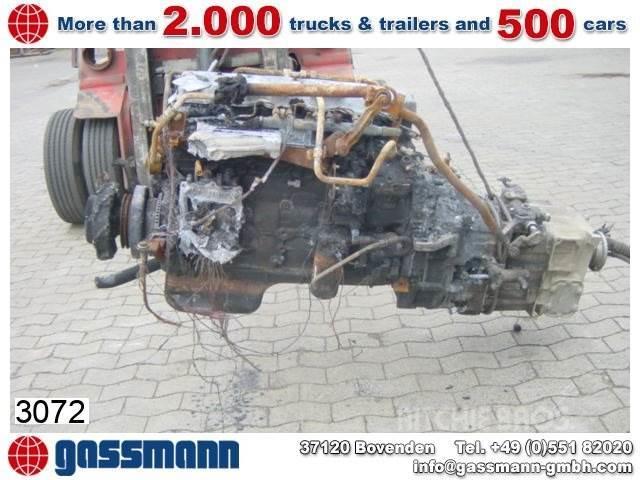 Iveco 80 E210 KR 4x2, Motor+Getriebe von Brandschaden!