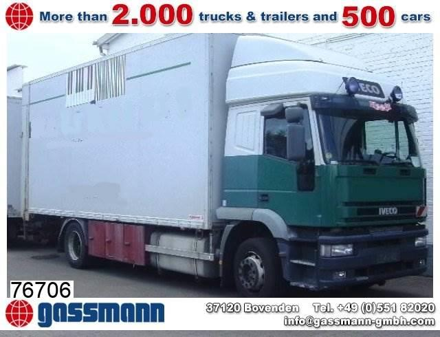 Iveco EuroTech 190E40 4x2 Standheizung/Klima/Sitzhzg.
