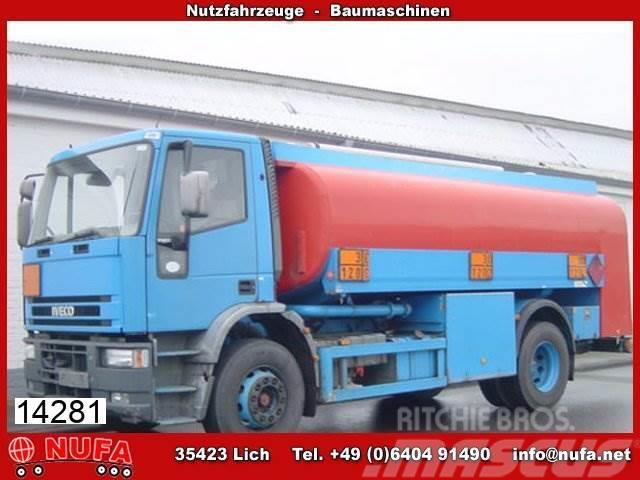 Iveco ML / 170 E 23/4x2 / 4x2, 1996, Tankbilar