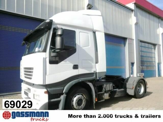 Iveco Stralis 440S45T/P 4x2 Standheizung/Klima/Sitzhzg.