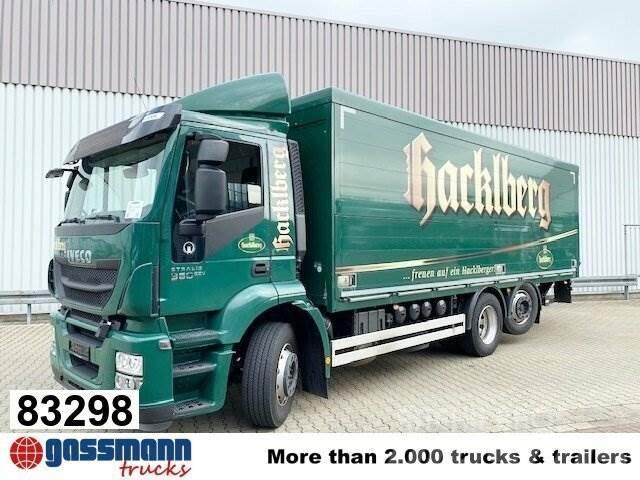 Iveco Stralis AD260S36 6x2 Getränkewagen,