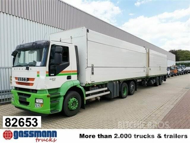 Iveco Stralis AD260S42 6x2 Getränkewagen,