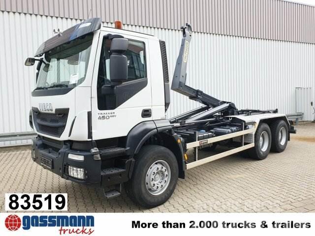 Iveco Trakker 380T45 6x4 Palift T20.70, Retarder, EEV