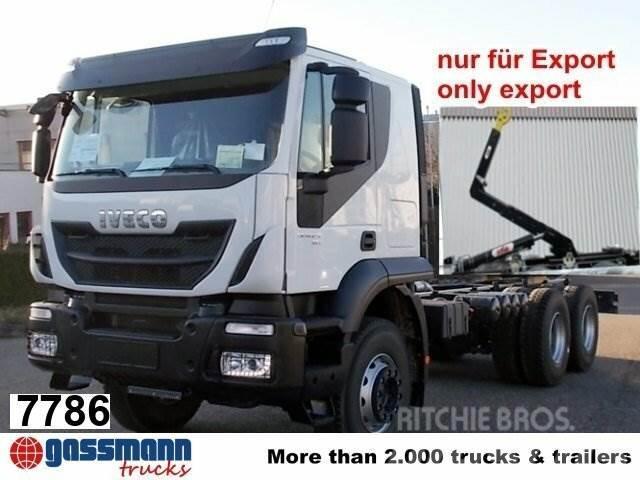 Iveco Trakker AD260T45 6x4 Standheizung/Autom./Klima