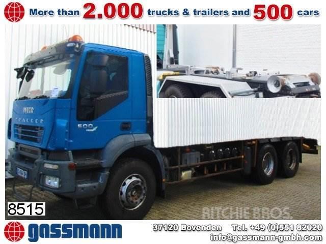 Iveco Trakker AD260T50 6x4 Tempomat/eFH.