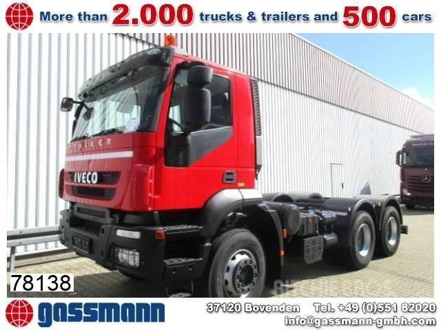 Iveco Trakker AD380T50 6x4