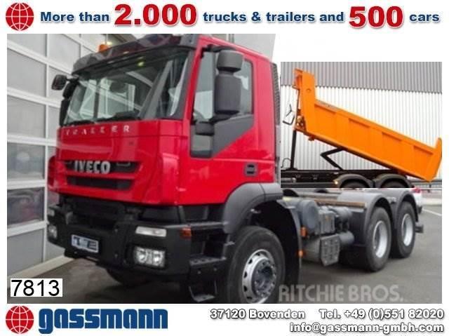 Iveco Trakker AD380T50 6x4 Autom./Klima/Tempomat/eFH.