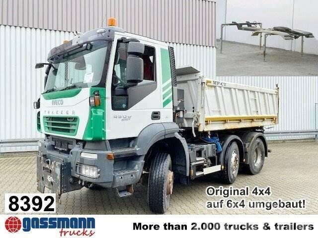 Iveco Trakker AD400T45WT 4x4/6x4, Wechselsystem