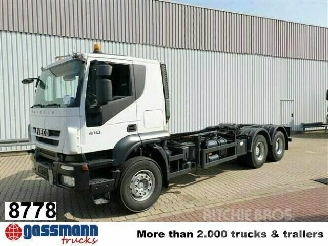Iveco Trakker AT260T41 6x4