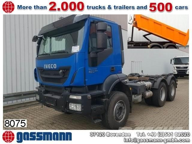 Iveco Trakker AT260T41 6x4, Intarder