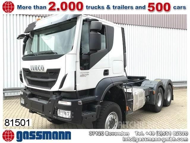 Usa Truck Spiegels.Iveco Trakker At720t45 6x6 5x Vorhanden
